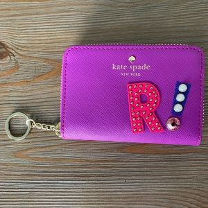Kate Spade Keychain Wallet NWT
